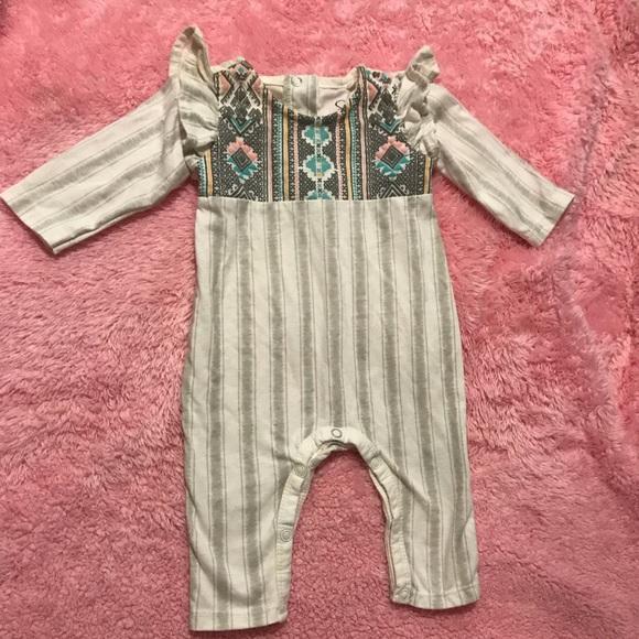 697dc9c6591b Jessica Simpson Other - Baby girl onesie